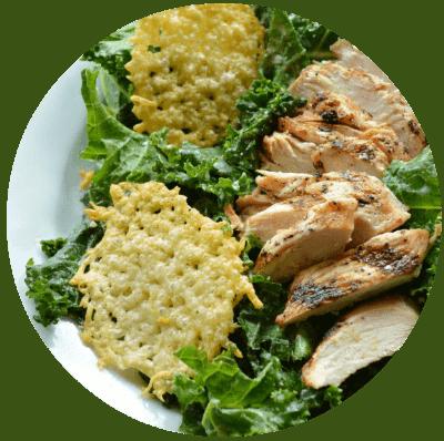 Kale Caesar Power Salad