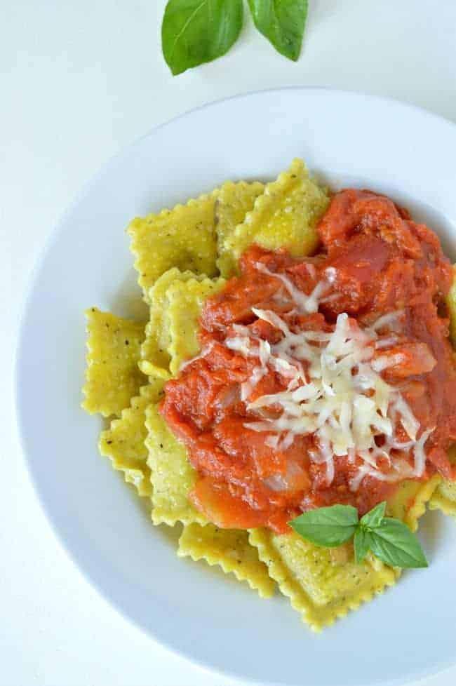San Marzano Tomato Sauce Recipe