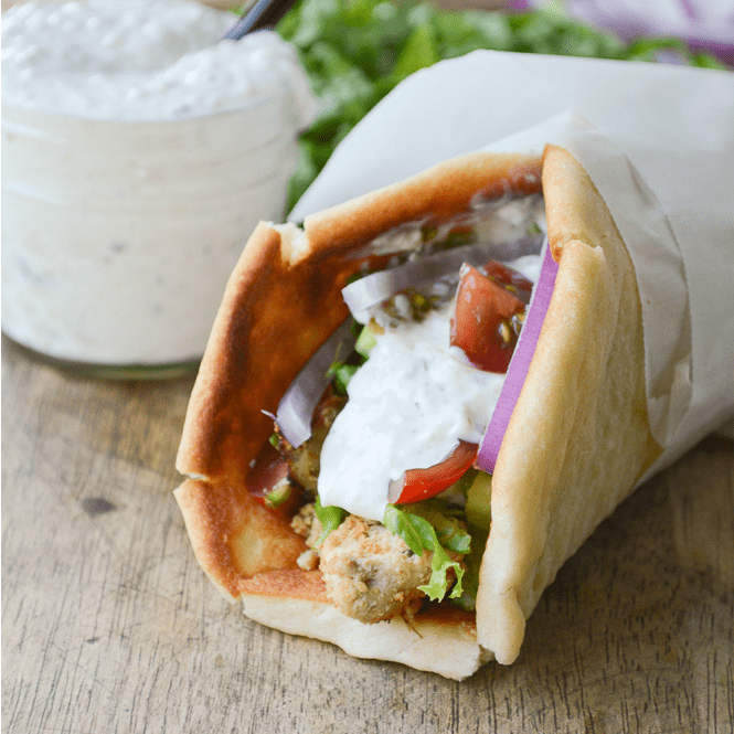 Easy Chicken Gyros Recipe