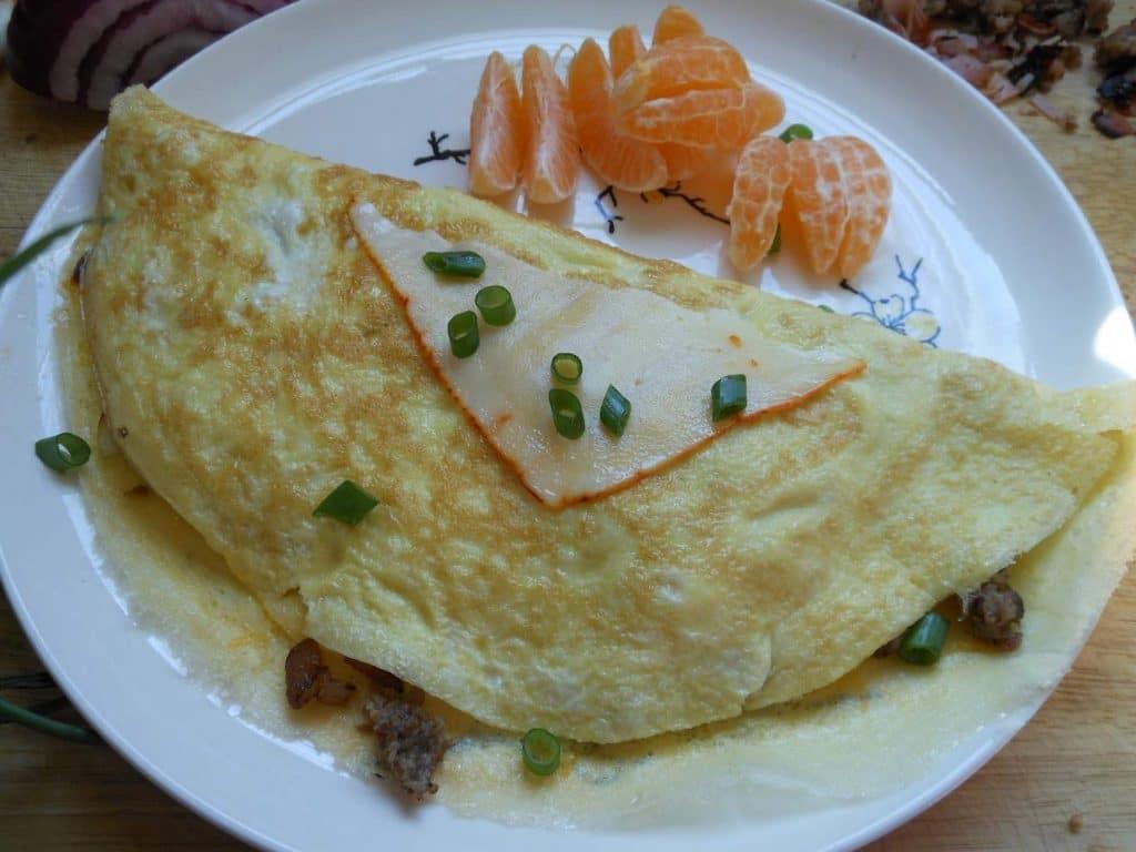 Gimantico Weekend Omelet