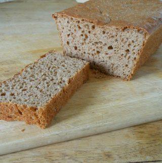 no-knead wheat bread recipe