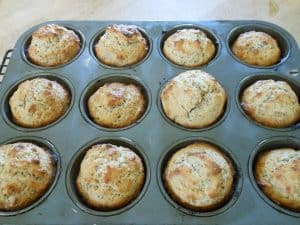 oh, muffins! Lemony Snicket!