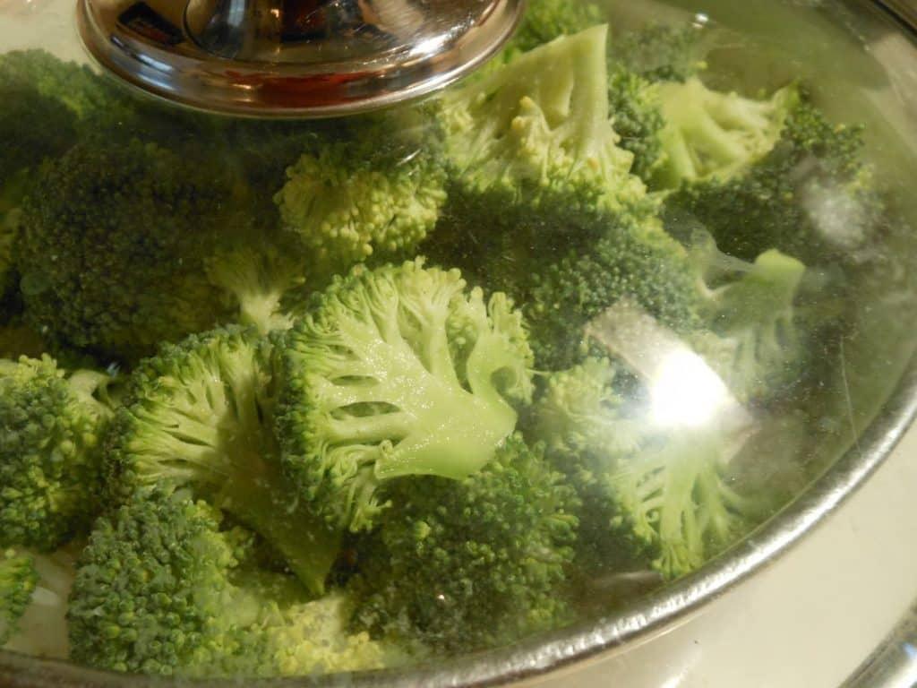 Pineapple Broccoli Jasmine Rice