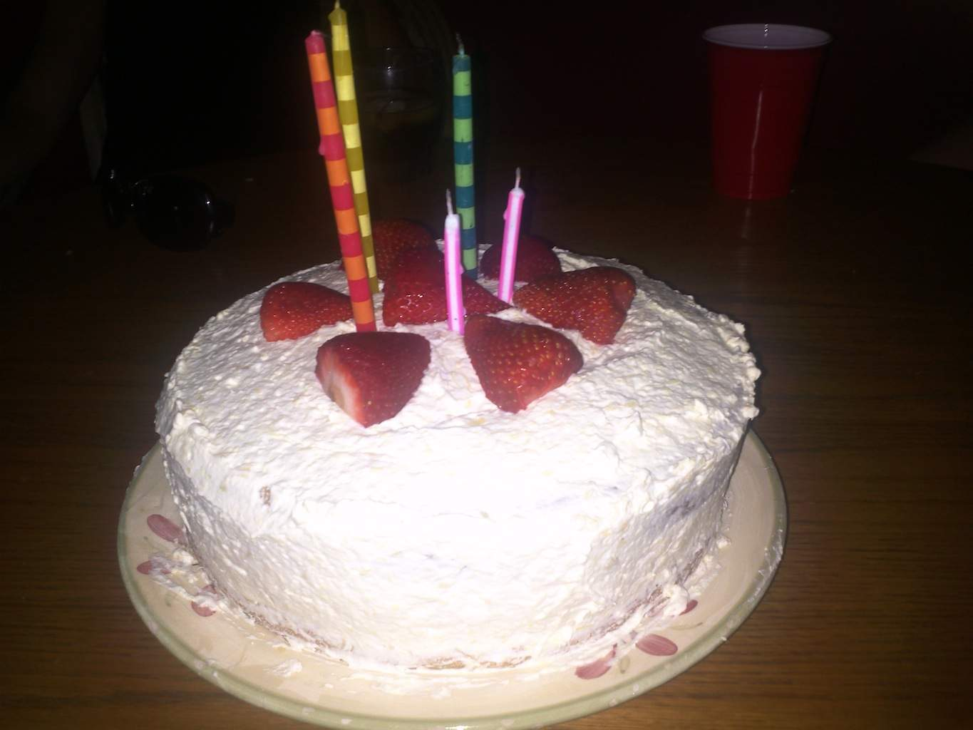 Images Of Delicious Birthday Cake : My moist and delicious birthday cake. - Sugar Dish Me