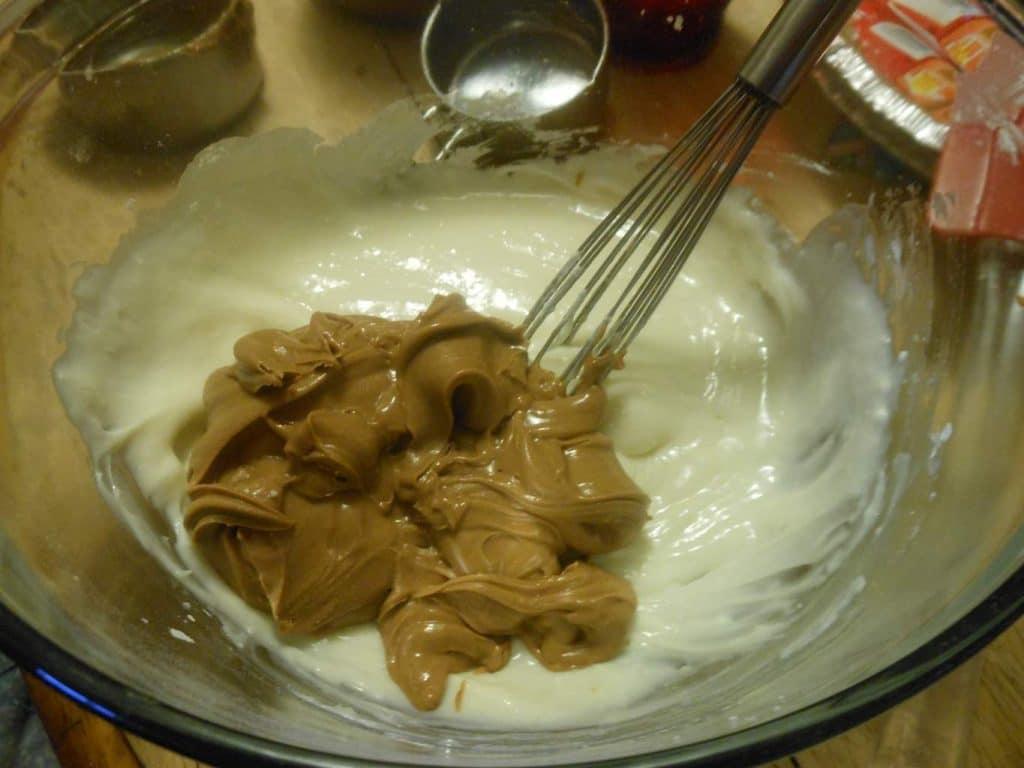 Chad's No-Bake Peanut Butter Pie