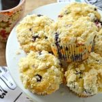 Blueberry Lemon Muffin Recipe