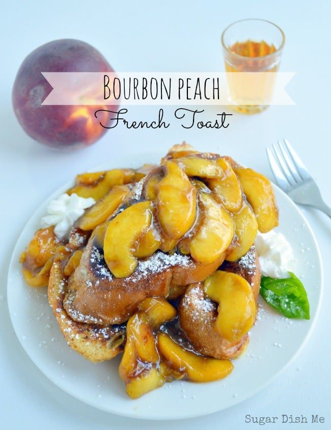 Brown Sugar Peach French Toast Cups Recipes — Dishmaps