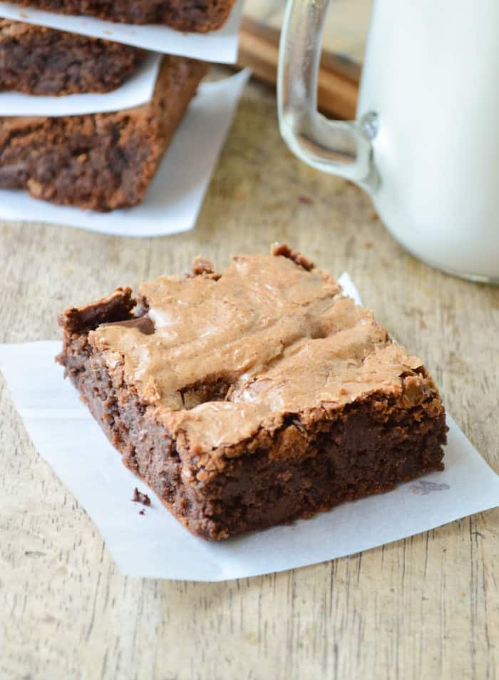Starbucks Double Fudge Brownies Copycat Recipe