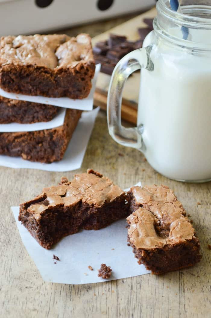 Starbucks Double Fudge Brownies