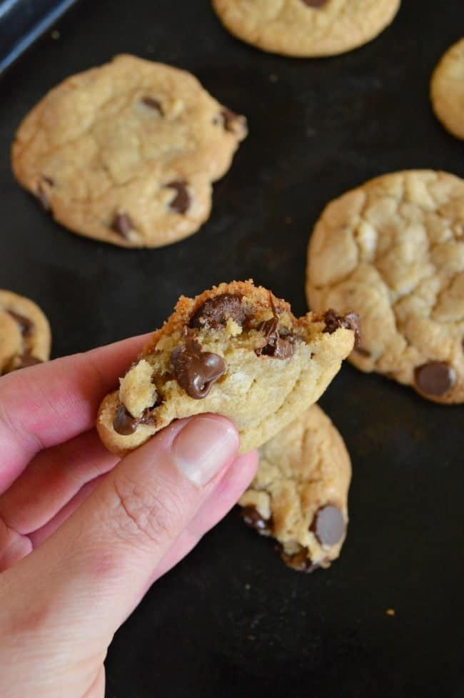 The Best Chewy Chocolate Chip Cookie Recipe