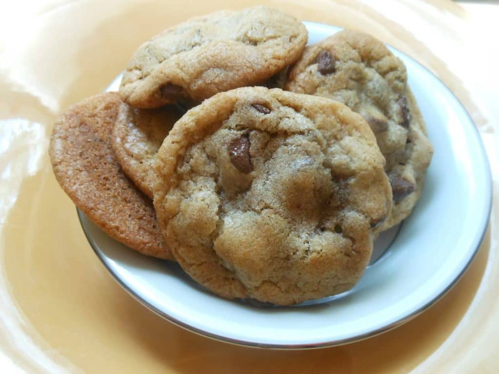 Best Big Fat Chewy Chocolate Chip Cookies