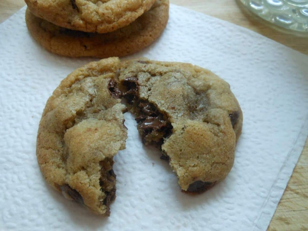 Best Big Fat Chocolate Chip Cookies