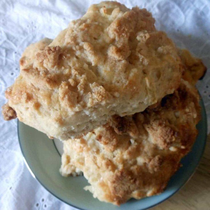 fall scones