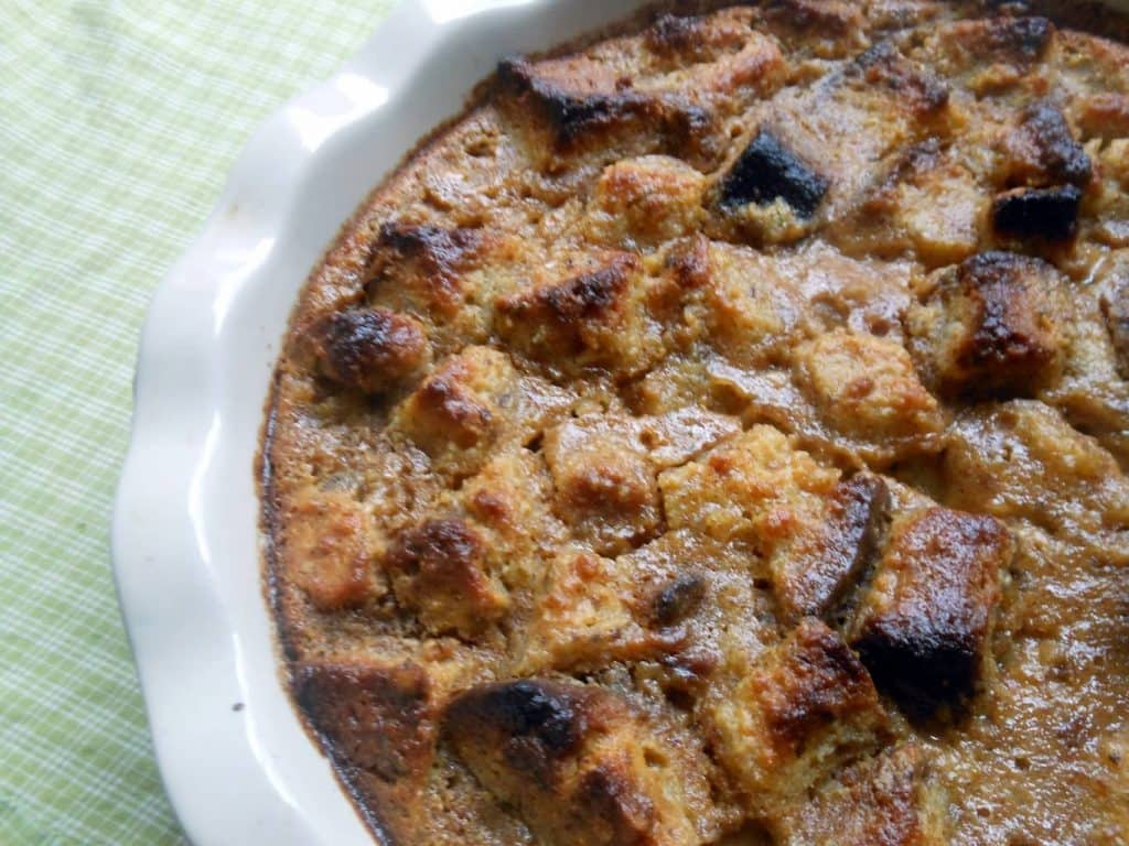 Pumpkin Bread Pudding (slightly adapted from THIS recipe at A Cozy ...