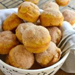 Pumpkin Donut Hole Muffin Recipe
