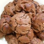 flourless chocolate cookie recipe