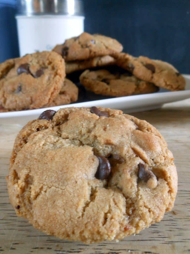 Bacon and Brown Butter Chocolate Chip Cookies