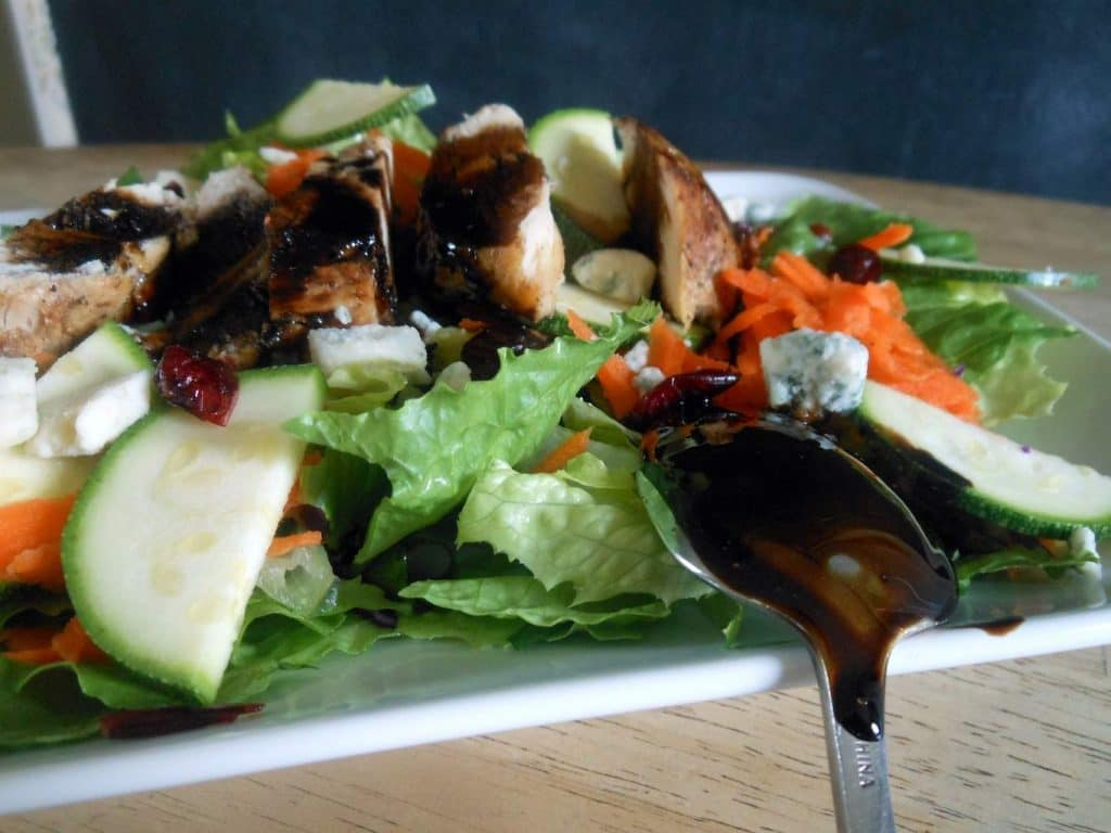 how to make a balsamic reduction