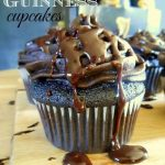 Death by Chocolate Guinness Cupcakes