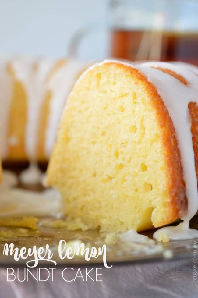 Sour Cream And Lemon Pound Cake Epicurious