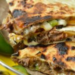 Slow Cooker Philly Cheesesteak Quesadillas Picture