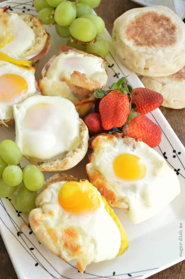 Baked Egg Brunch Muffins Recipe