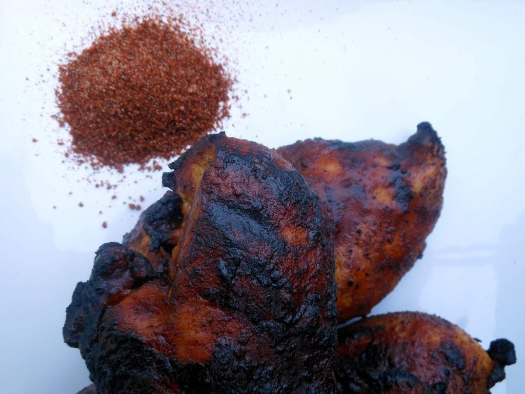 Best BBQ Chicken Rub