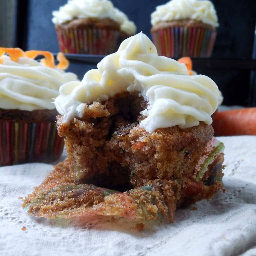 Basic Carrot Cake Recipe No Nuts