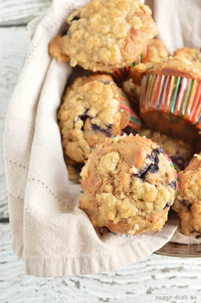 Banana Berry Muffin Recipe