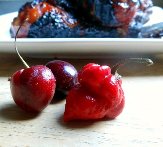 Cherry Pepper BBQ Sauce Recipe