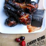 Cherry Bomb Chicken