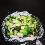 Manic Monday, Grilled Brussels Sprouts