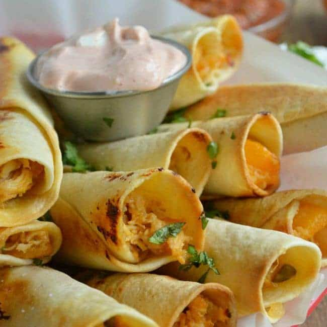 Chicken Taquito Recipe