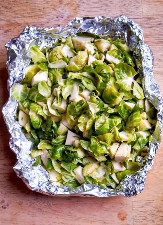 How to Grill Brussels Sprouts