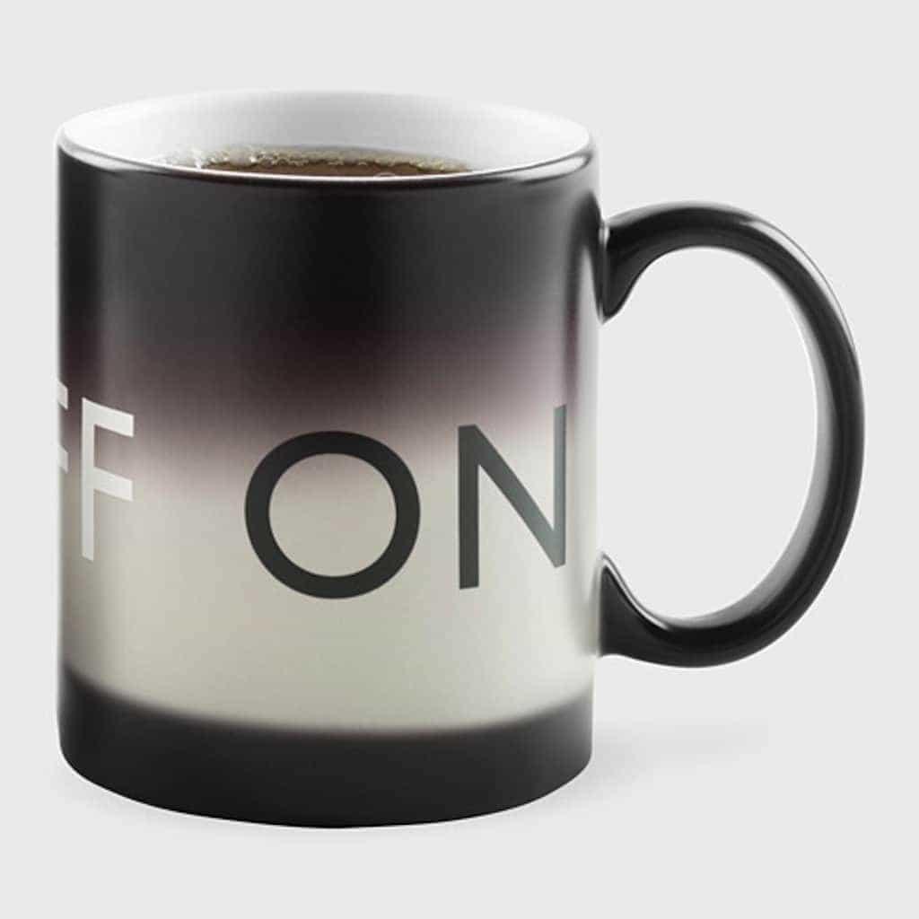 Manic Monday; On/Off Mug