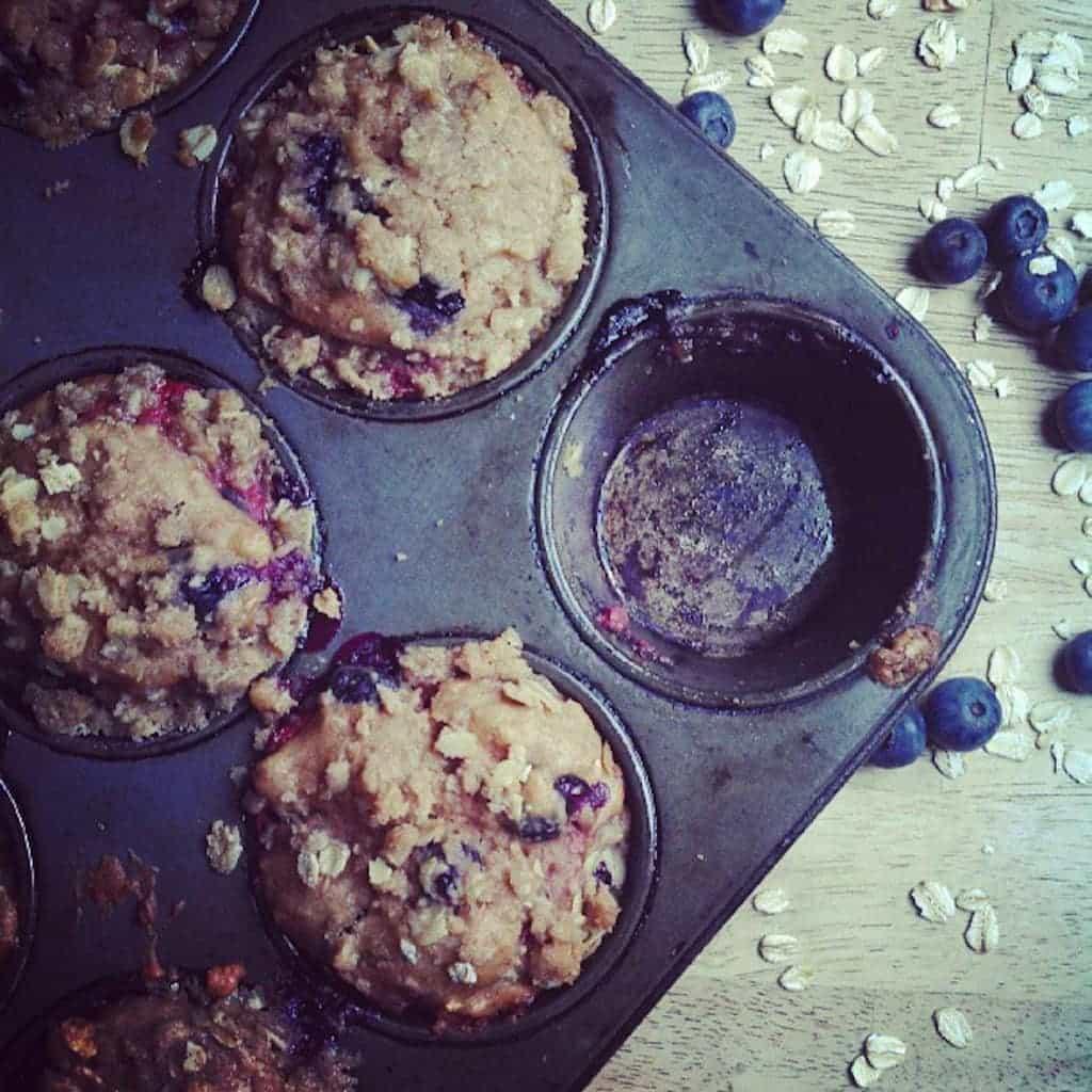In My Kitchen; Muffins
