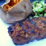 BBQ Grilled Meatloaf