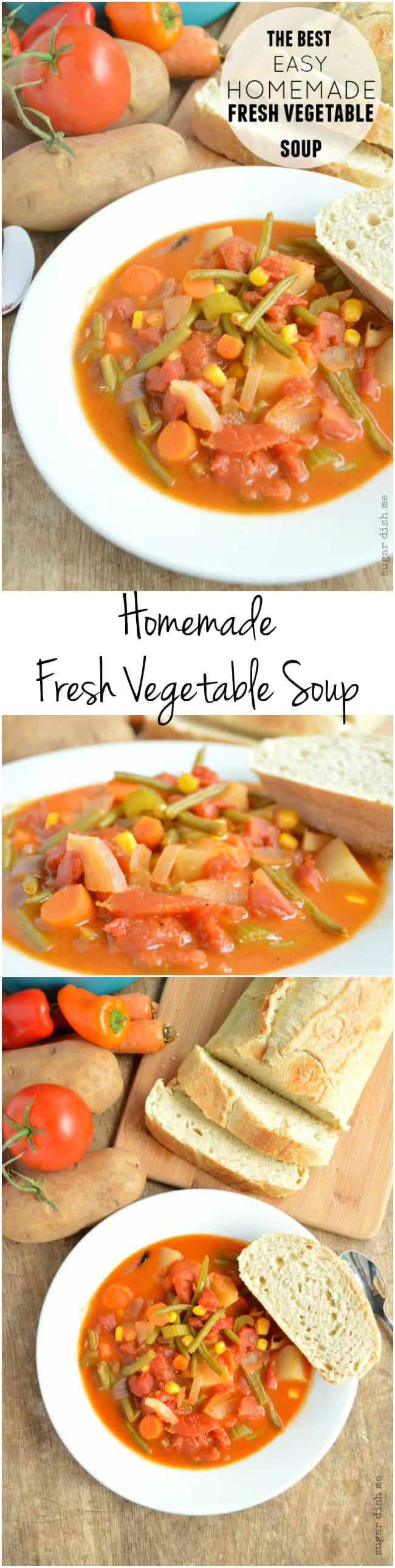 If Minestrone Is Your Thing It Is So My Thing You Should Definitely Try This Recipe