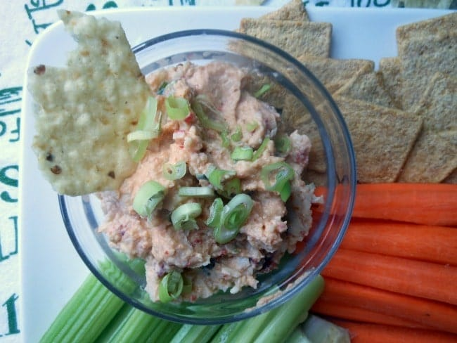 Spicy Cold Crab Dip