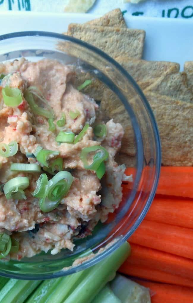 Spicy Crab Dip Recipe