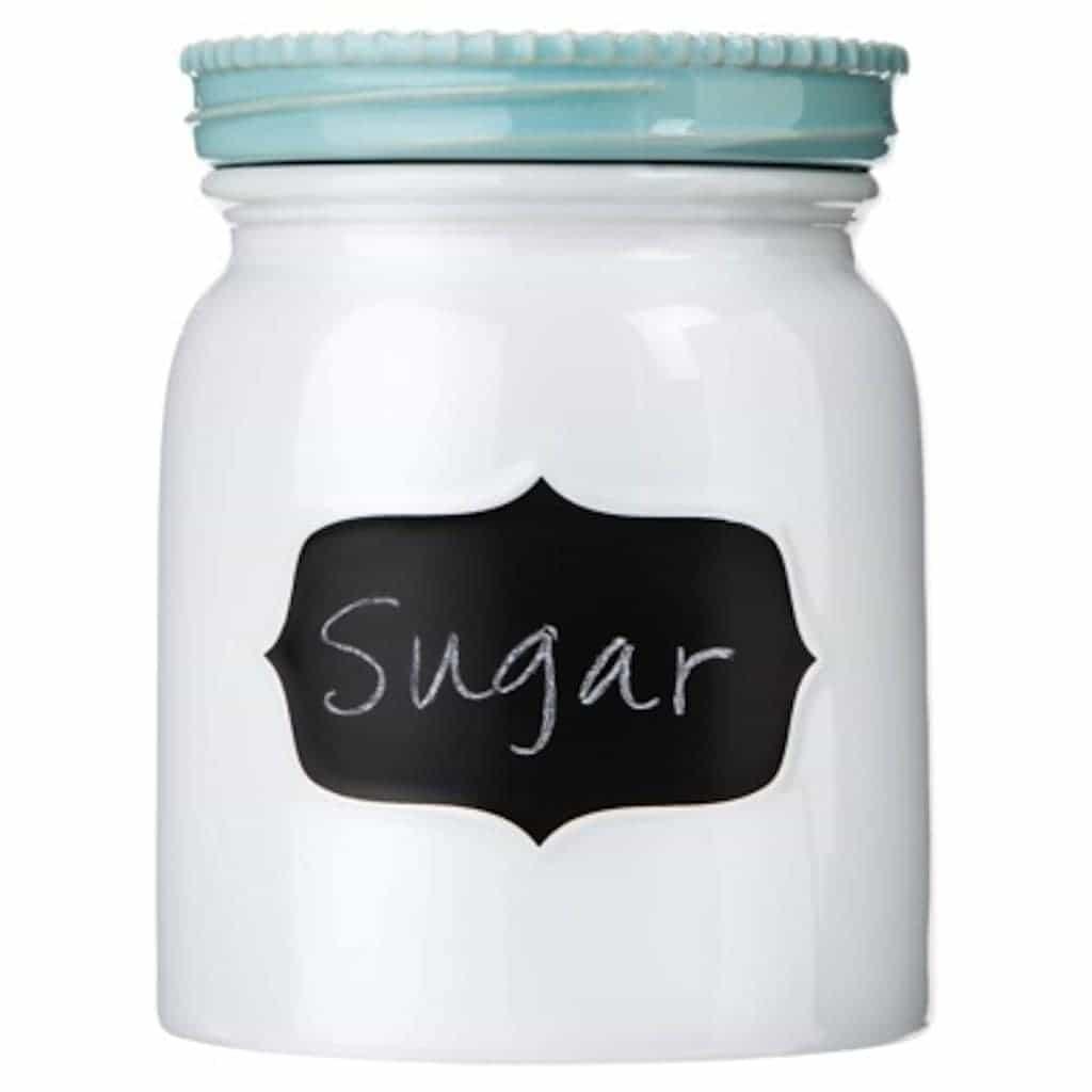 Sugar Canister; Manic Monday