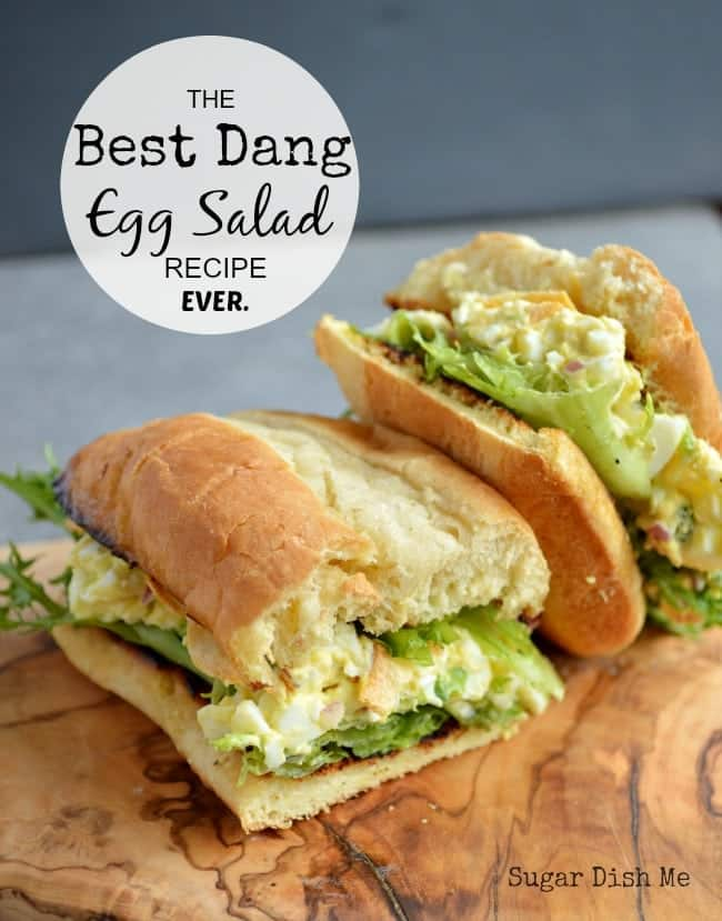 Best Dang Egg Salad Recipe