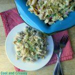 Cool and Creamy Tuna Casserole