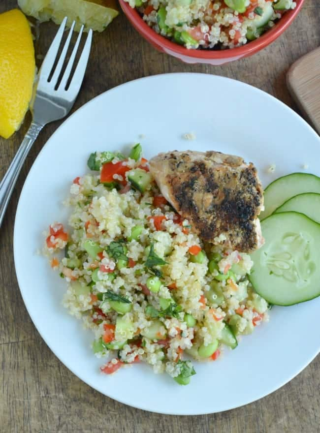 Bonefish Quinoa Salad Recipe