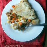 Lightened Up Shepherd's Pie