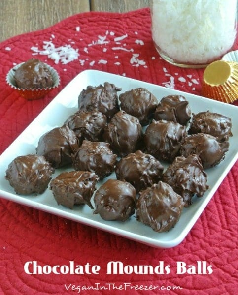 Chocolate Mounds Candy