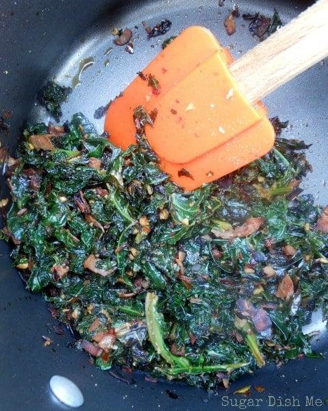 Rome Greens Recipe