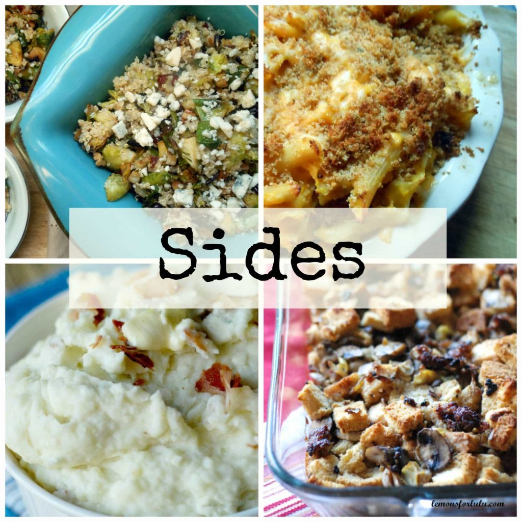 4 Simple Sides You'll Love