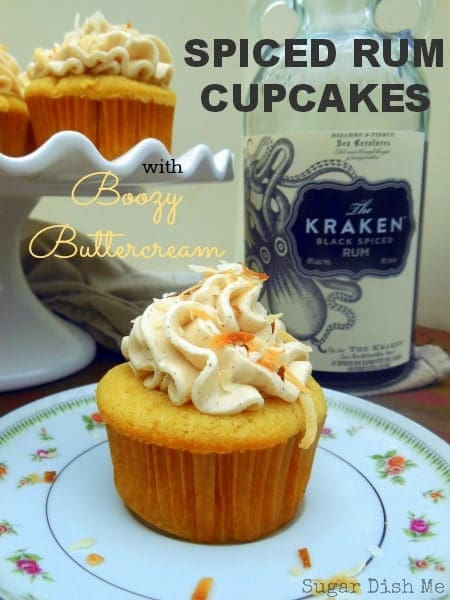 Spiced Rum Caramel Frosting Recipes — Dishmaps