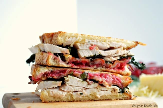 The Plan-Your-Leftovers-Around-This-Turkey-Sandwich Sandwich